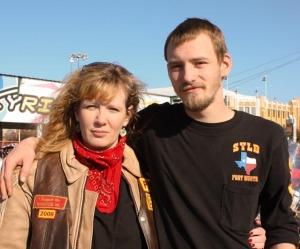 Dj and His Mom