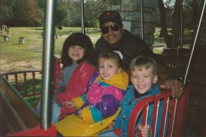 Don and the kids 001