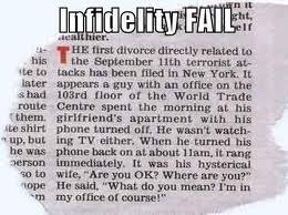 infidelty fail 911
