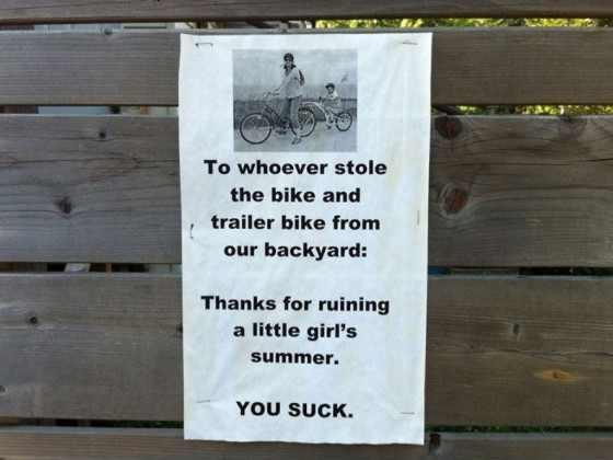 a thief is a thief is a thief.