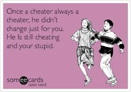 cheater too