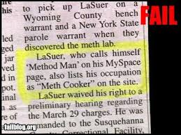 meth cooker