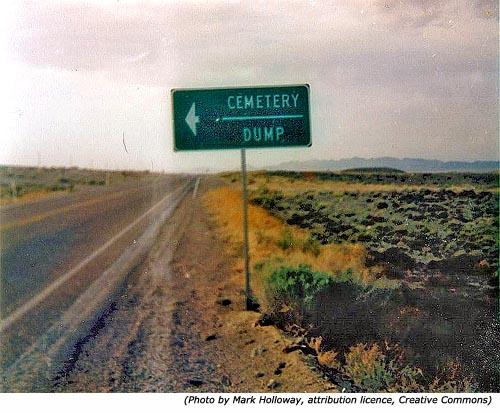 funny-road-signs-cemetery-dump-attribution-licence