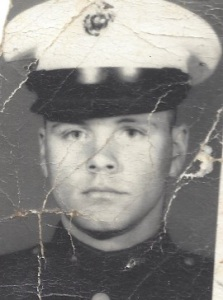 Dad in the USMC
