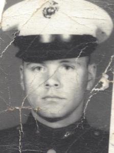 Dad in the USMC
