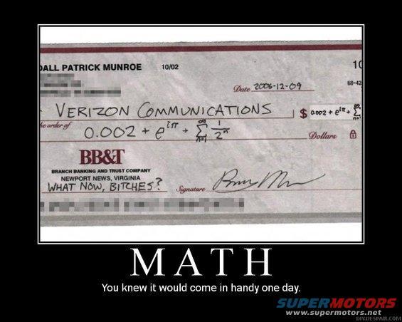 math check