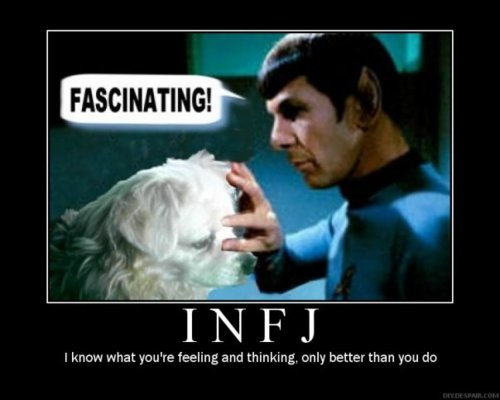 The Inferior Function in INFJ Dating & Relationships
