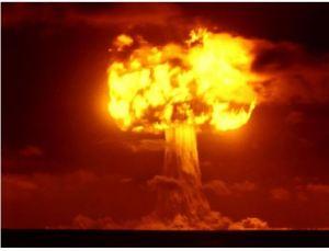 Armageddon Explosion
