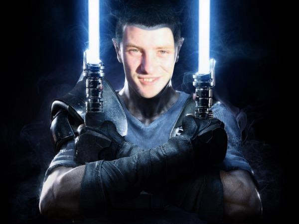 DJ in Star Wars