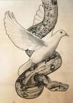 snake_dove