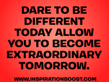 dare-to-be-different-quote