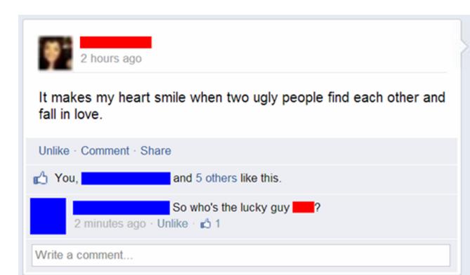 Ugly People